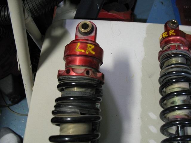 Used ELKA Stage 3 Shocks with Rebound - Kawasaki Brute Forum