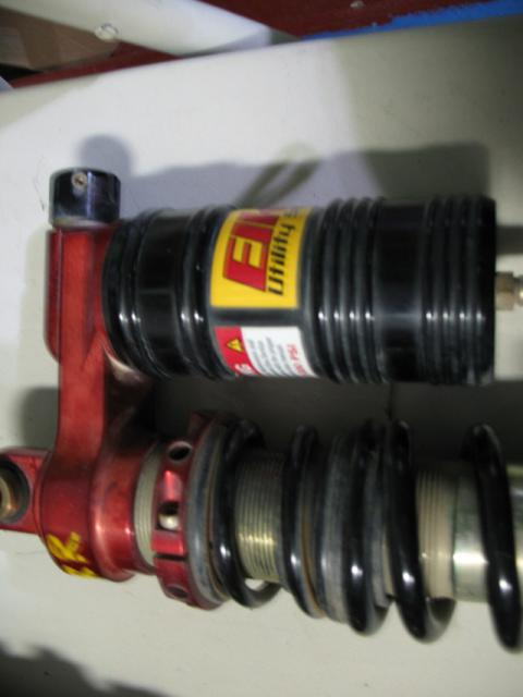 Used ELKA Stage 3 Shocks with Rebound - Kawasaki Brute Forum